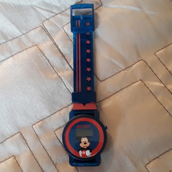 FINAL PRICE! Mickey Mouse digital watch